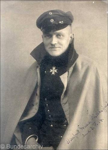 Manfred Albrecht Freiherr von Richthofen(2 May 1892 – 21 April 1918