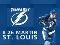 tampa-bay-lightning - Martin St. Louis Wallpaper wallpaper