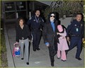 Michael & Blanket - michael-jackson photo