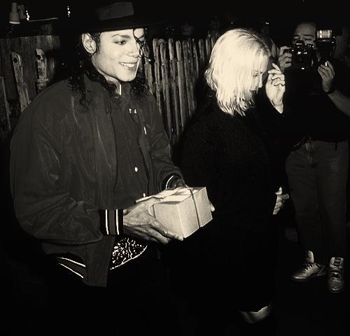 Michael Jackson & Madonna ♥