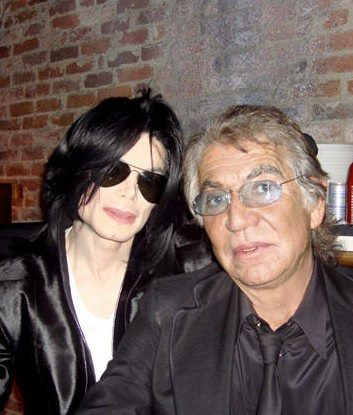 Michael Jackson & his friend ♥ ( rare picture)