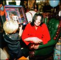 Michael Jackson in red ♥ - michael-jackson photo