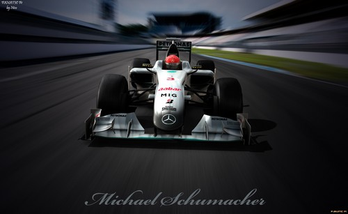 Michael Schumacher Обои entitled Michael Schumacher