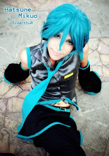 Mikuo cosplay