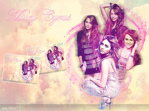 Miley Cyrus Wallpaper <3