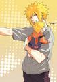 Minato & Naruto x3