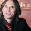 Rumpelstiltskin/Mr. Gold photo with a business suit and a portrait titled Mr. Gold