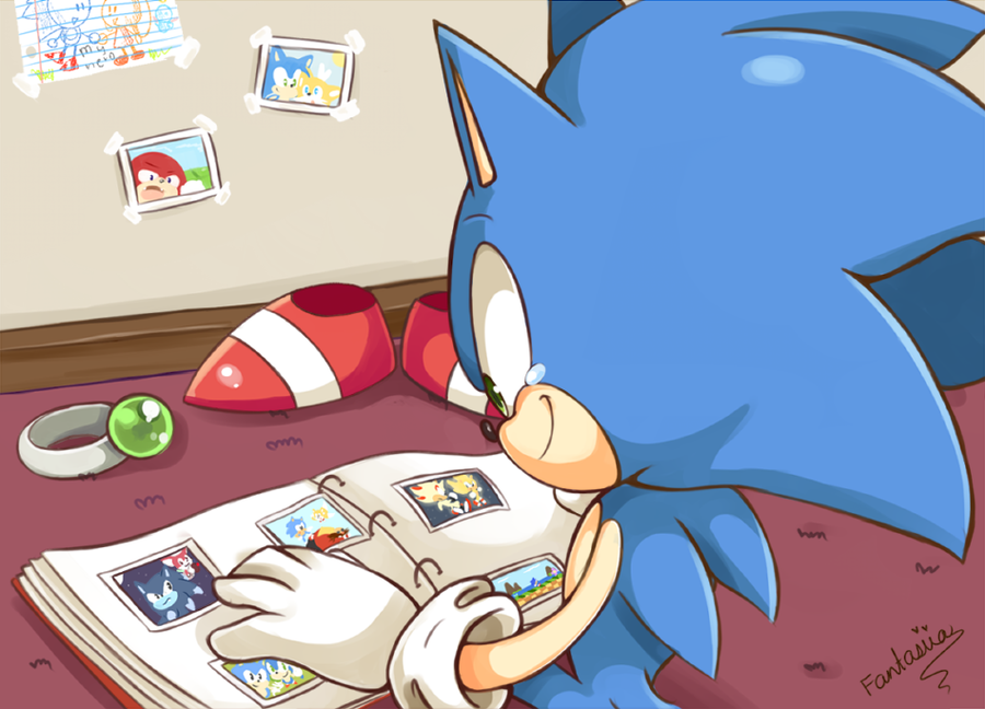 My Adventures Sonic The Hedgehog Fan Art 30395363 Fanpop Page 10