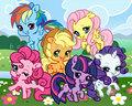 Поняши! перекраска пони на заказ манекены пони.