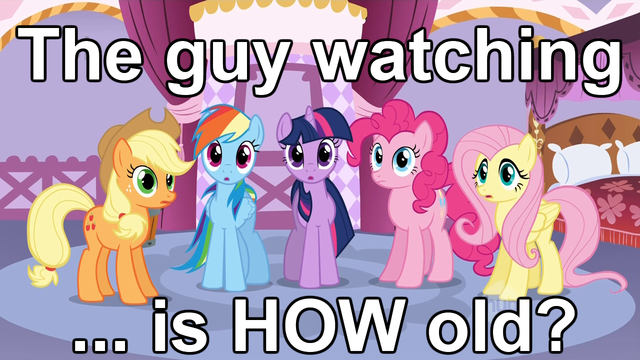 My Little Pony Friendship Magic