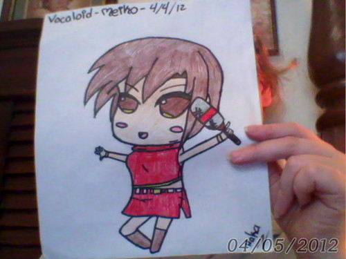 My Meiko Drawing