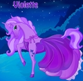 My Unicorn Violette