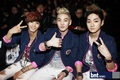 NU'EST at  'F/W 2012-2013 Seoul Fashion Walk' - nuest photo