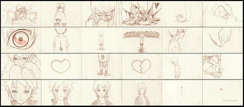 Naruto Timeline :'(