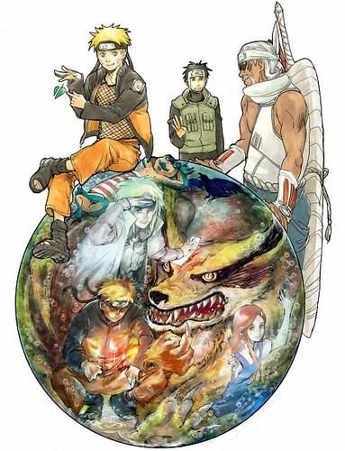 Naruto x3