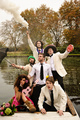 Natalia Tena with Molotov Jukebox