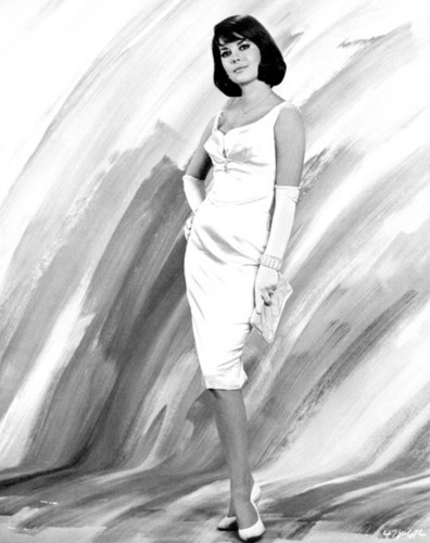 Natalie Wood Hintergrund entitled Natalie