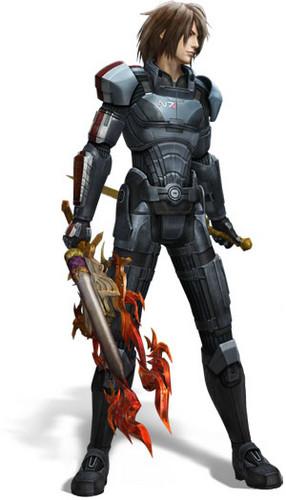 New DLC N7 Armor