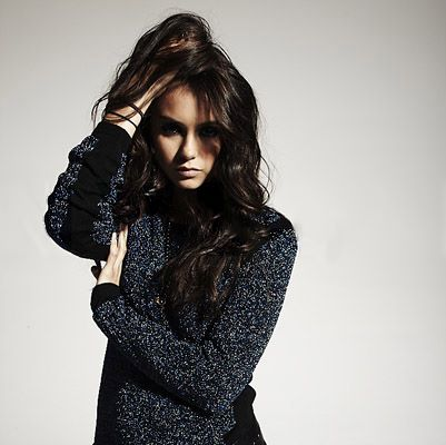 Nina Dobrev's Nylon photoshoot outtakes and Magazine scans