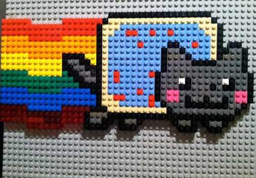 Nyan-LEGO
