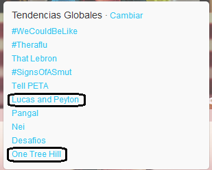 OTH and Leyton Trending