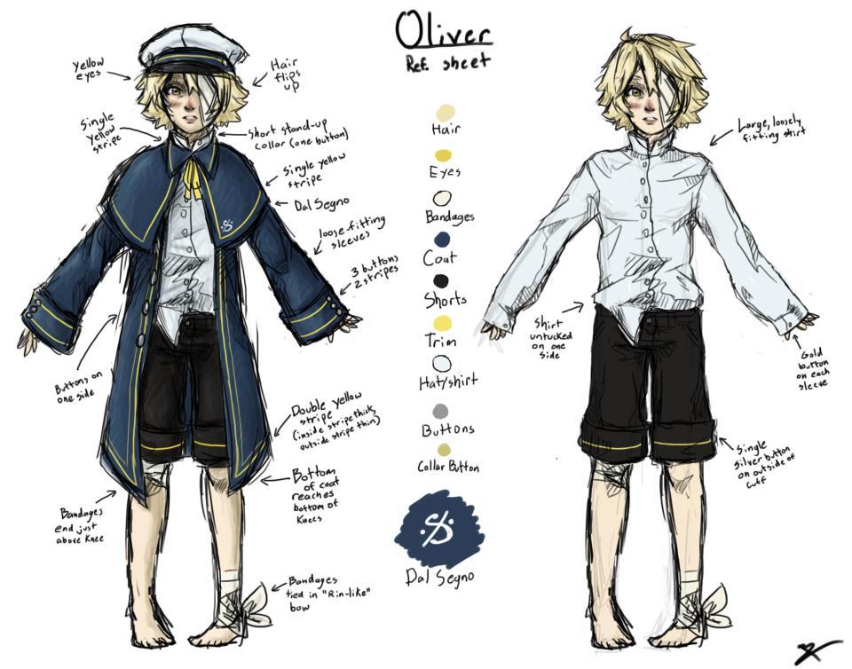 Oliver's design