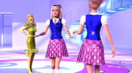 On Top of the World - barbie-princess-charm-school Photo