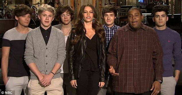 One Direction Saturday Night Live One Direction Photo