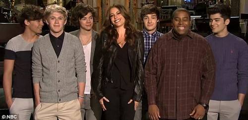 One Direction Saturday Night Live