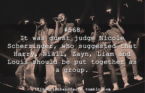 One Direction's facts♥♥