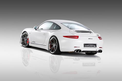 PORSCHE 911 CARRERA door SpeedArt