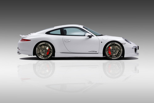 PORSCHE 911 CARRERA door SpeedArt