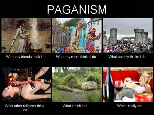 Paganism wallpaper possibly with anime entitled Paganism