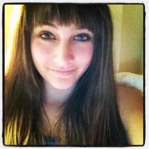 Paris Jackson & Her New Hair =)