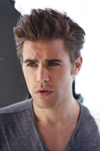Paul Wesley wallpaper containing a portrait called Paul Wesley <3