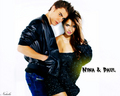 Paul and Nina - paul-wesley-and-nina-dobrev wallpaper