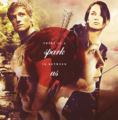 Peeta & Katniss - peeta-mellark fan art