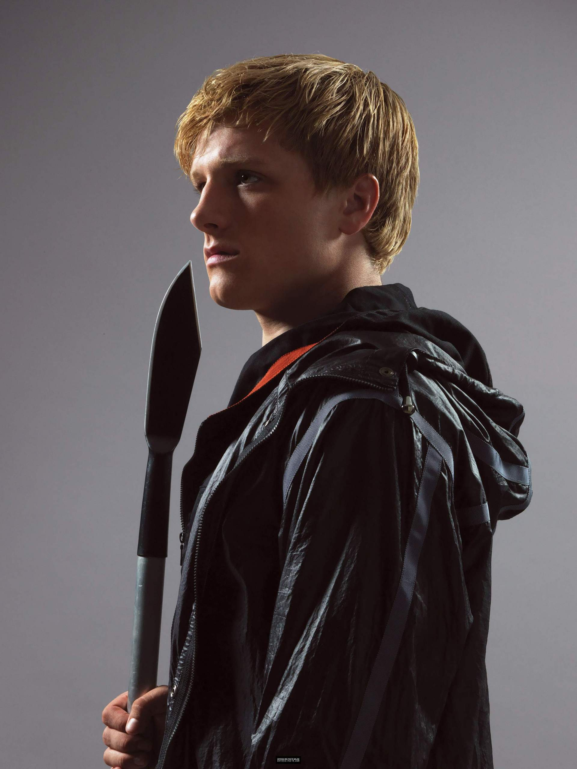 Peeta - Josh Hutcherson Photo (30395584) - Fanpop