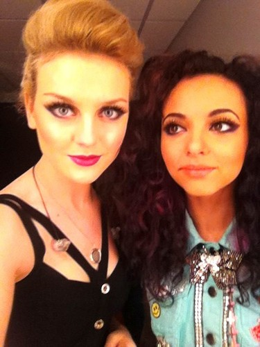 Perrie and Jade! <3