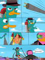 Perry is busted page 9