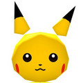 Pikachu Head - pokemon-rumble-blast photo