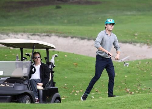 Playing Golf In Sydney (HQ)