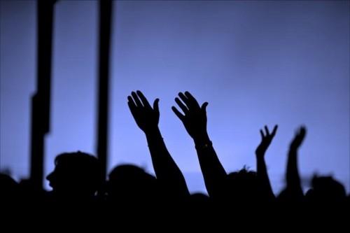 cristianismo fondo de pantalla called Praise God