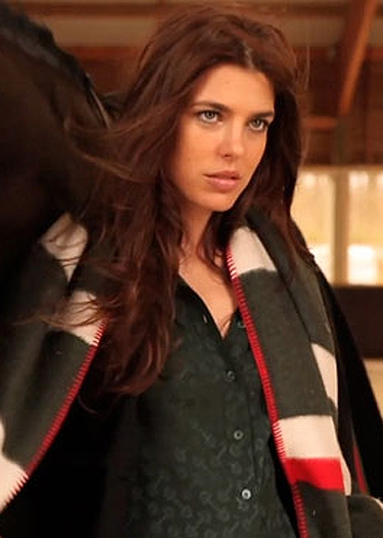 Princess পুডিংবিশেষ Casiraghi of Monaco is Gucci's New Face