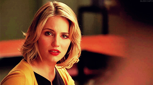 Quinn Fabray wallpaper probably containing a portrait called Quinn