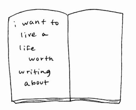 New Domain, New Diary