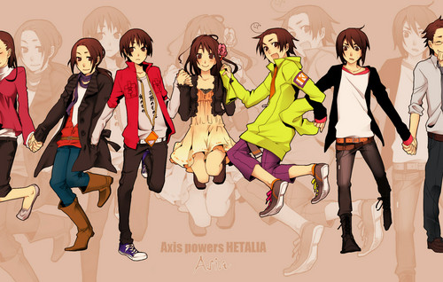 Random stuff -w- - my-hetalia-family-rp Photo