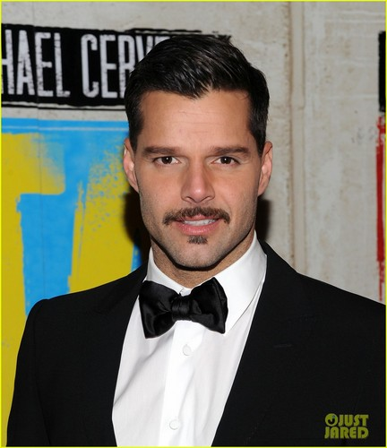 Ricky Martin: 'Evita' Broadway Opening Night!