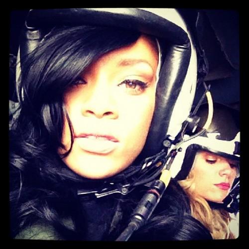 Rihanna's new twitter pics