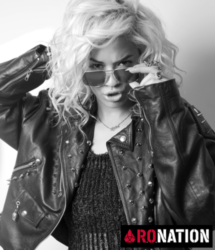 Rita Ora - Calvin Klein AD Campaign Photoshoot